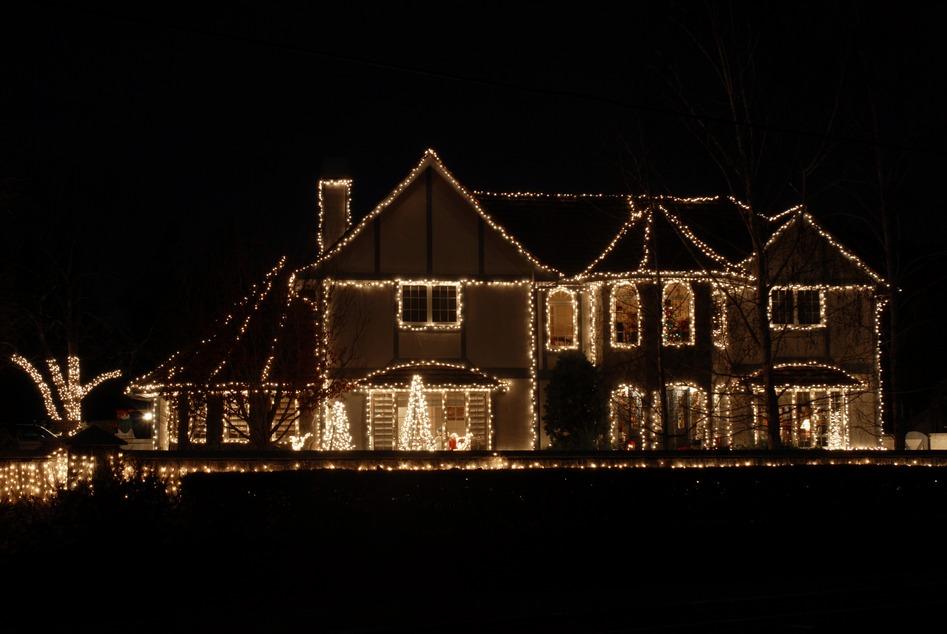 Rancho Santa Fe Christmas Lights