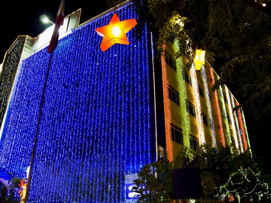 Christmas Light Installers La Jolla