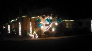 Christmas Light Install San Diego