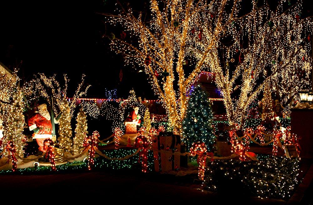 Christmas Light Hangers Encinitas